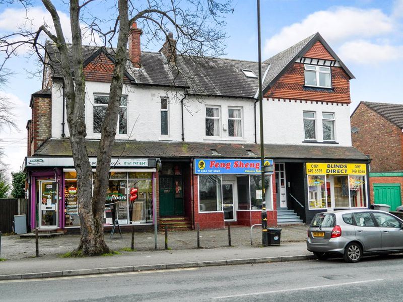 Flixton Road Urmston