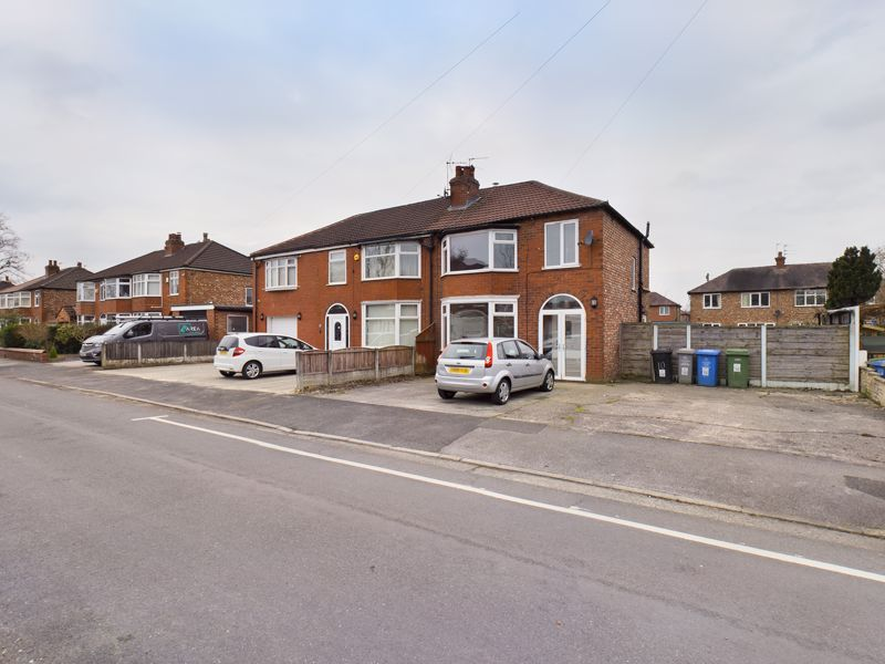 Ledbury Avenue Urmston