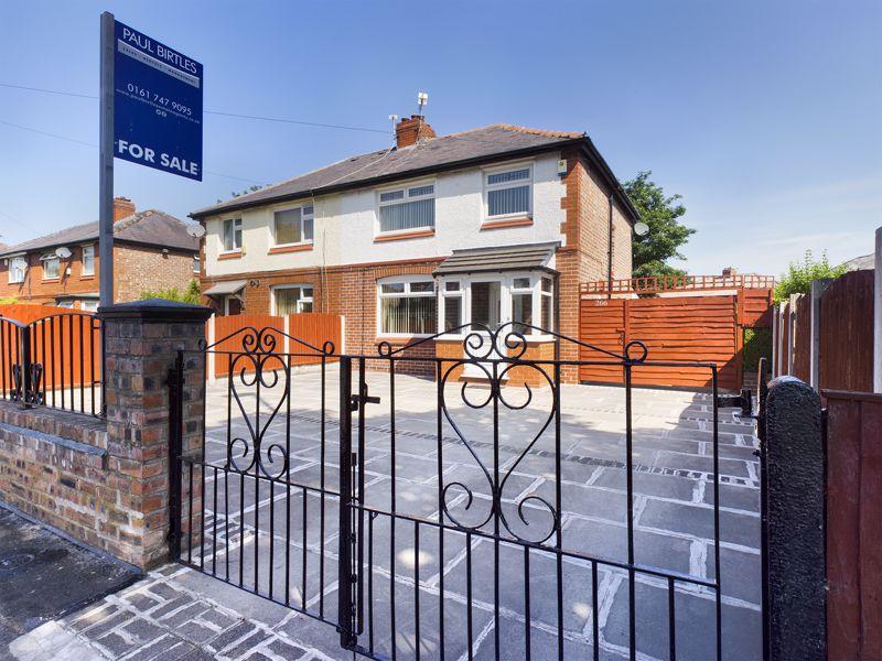 Derbyshire Lane West Stretford