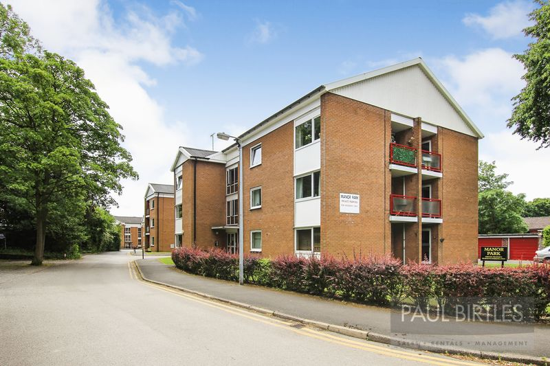 Manor Park, Manor Avenue Urmston