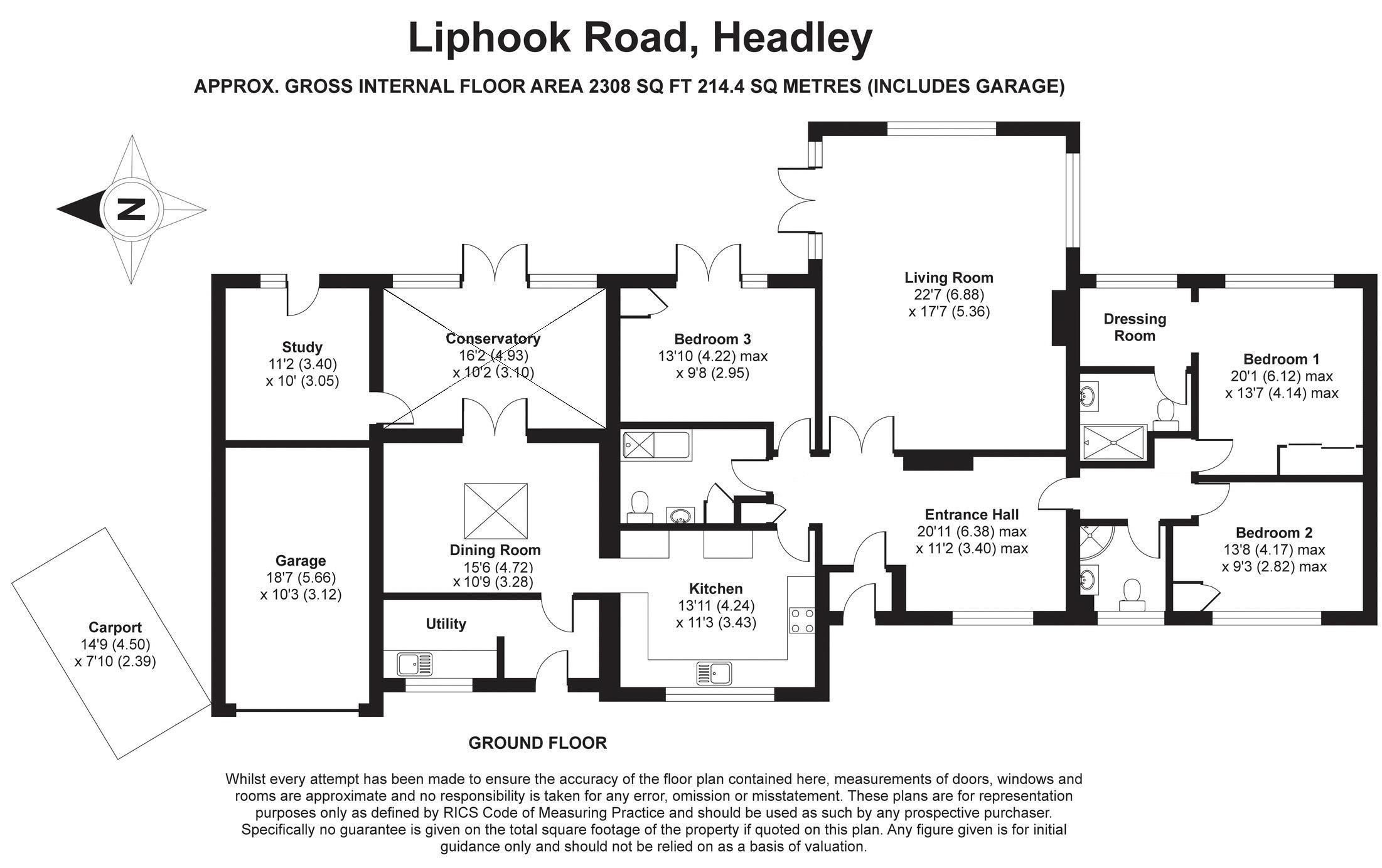 Liphook Road Headley