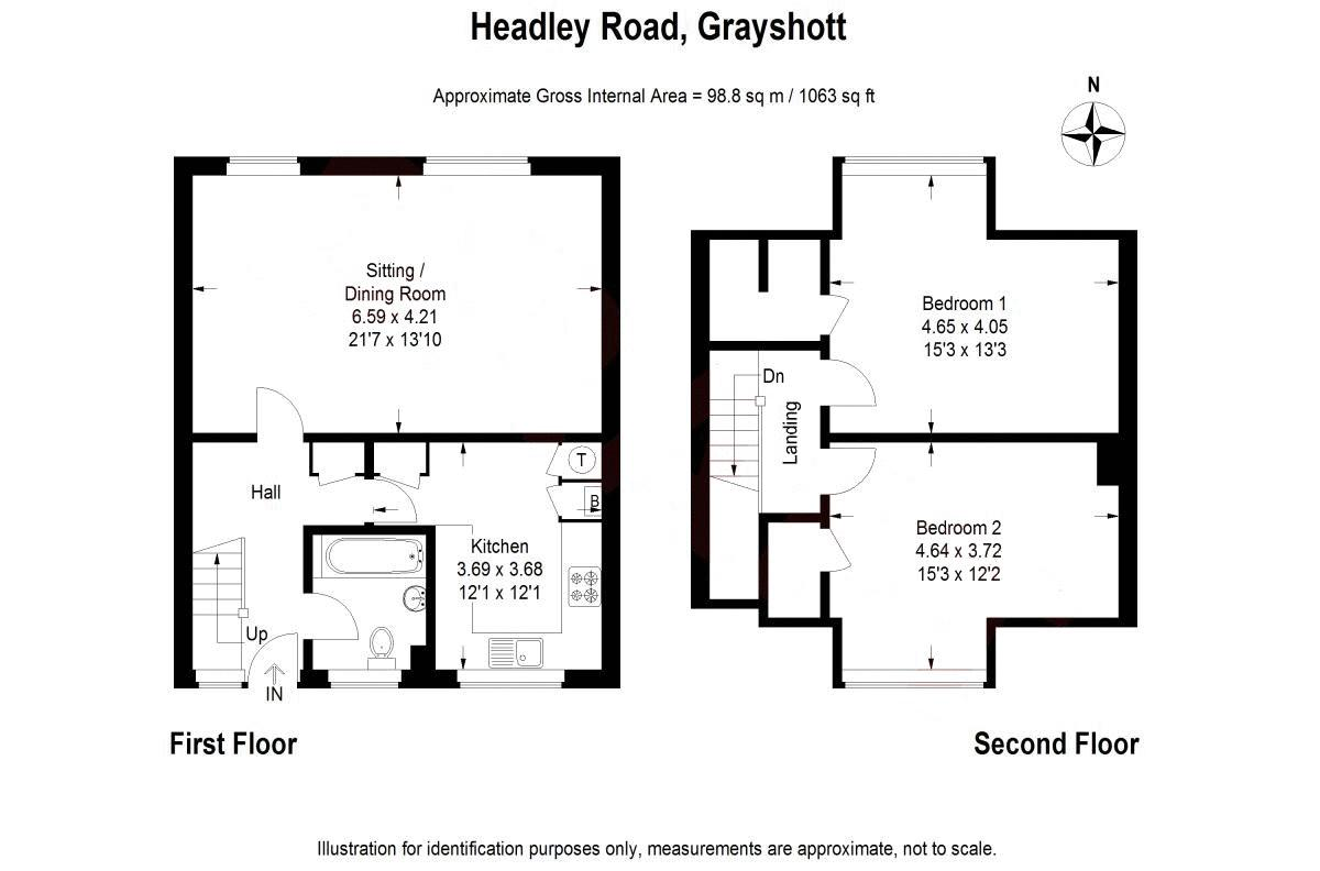 Headley Road Grayshott