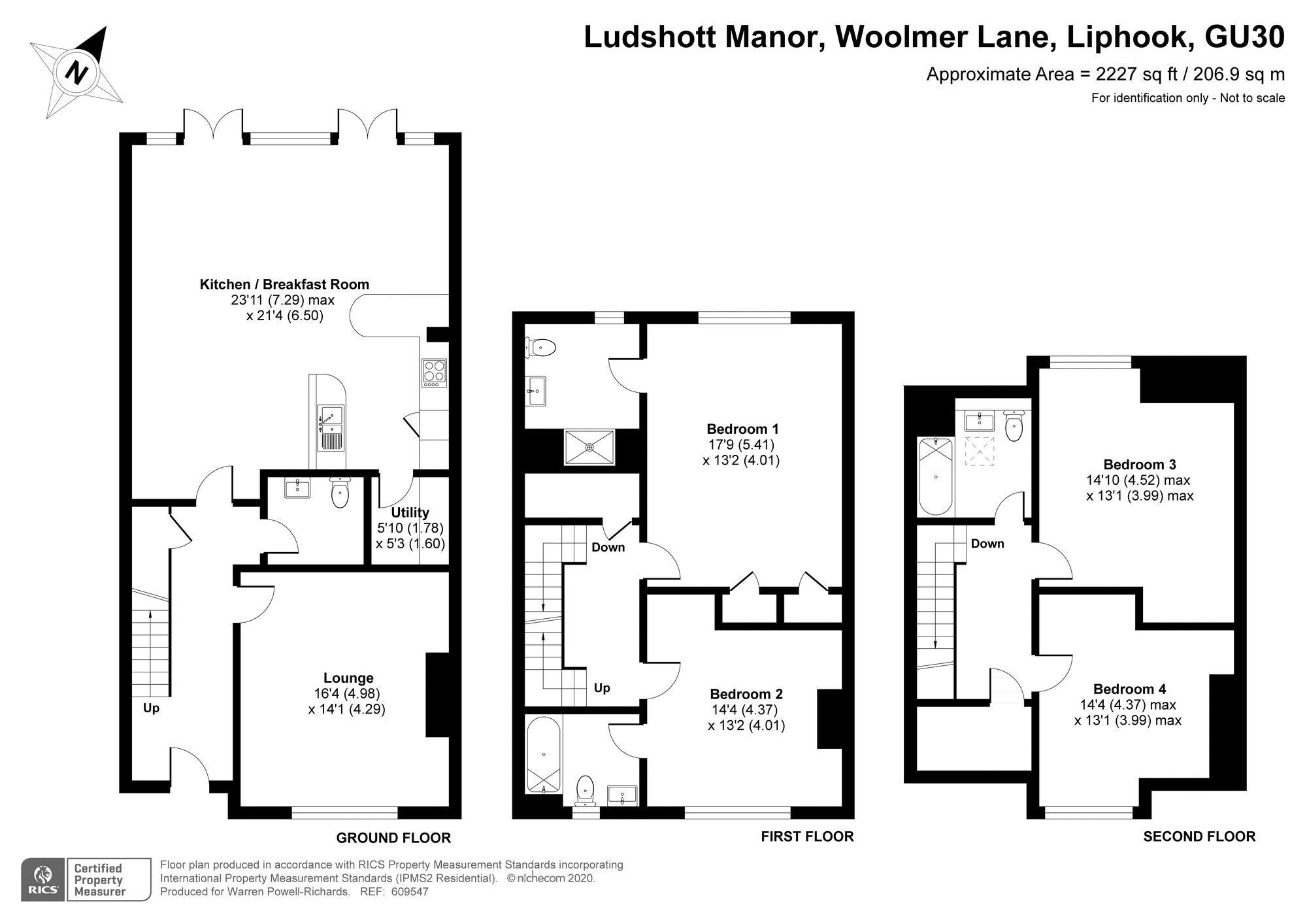 Woolmer Lane Bramshott