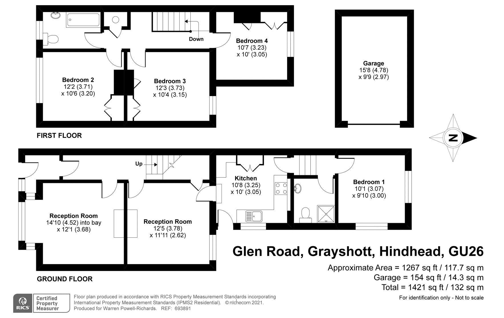 Glen Road Grayshott