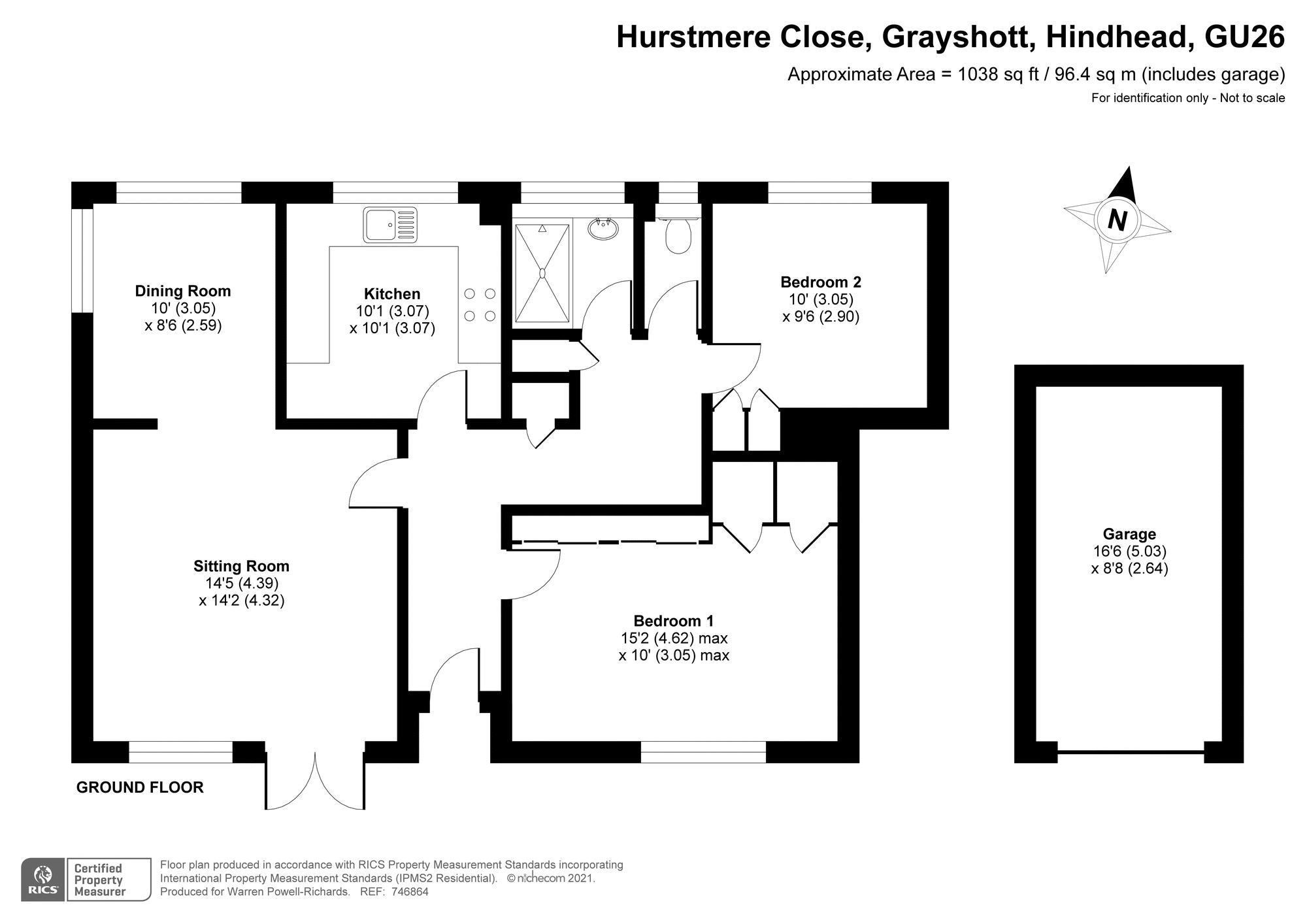 Hurstmere Close Grayshott