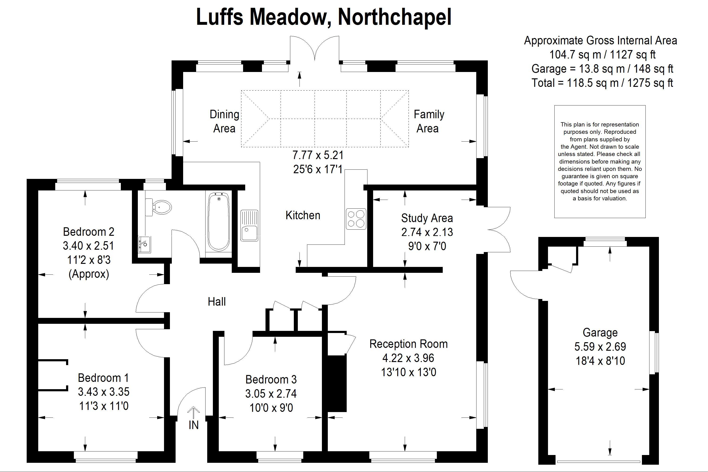 Luffs Meadow Northchapel