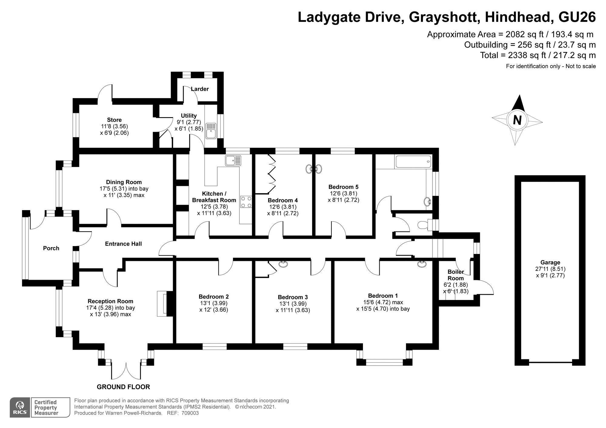 Ladygate Drive Grayshott