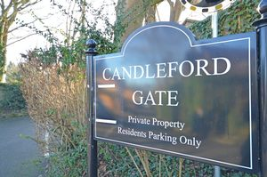 Candleford Gate Tower Close