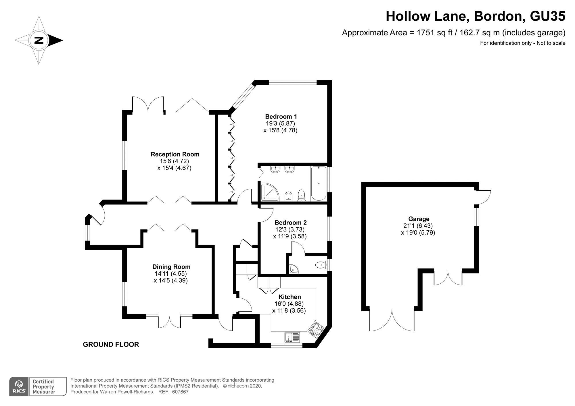 Hollow Lane Headley