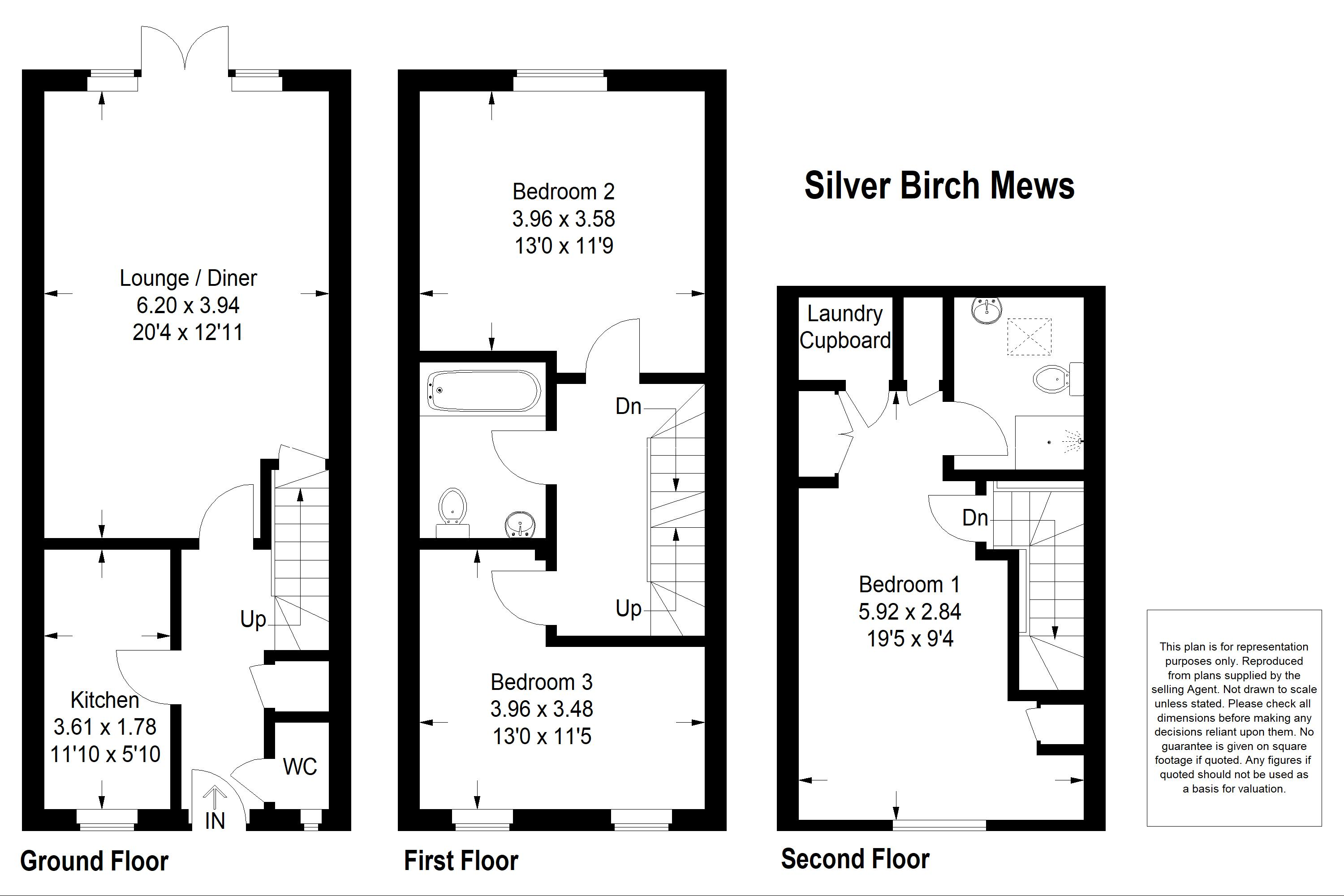 Silver Birch Mews Greatham