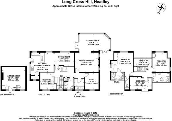 Long Cross Hill Headley
