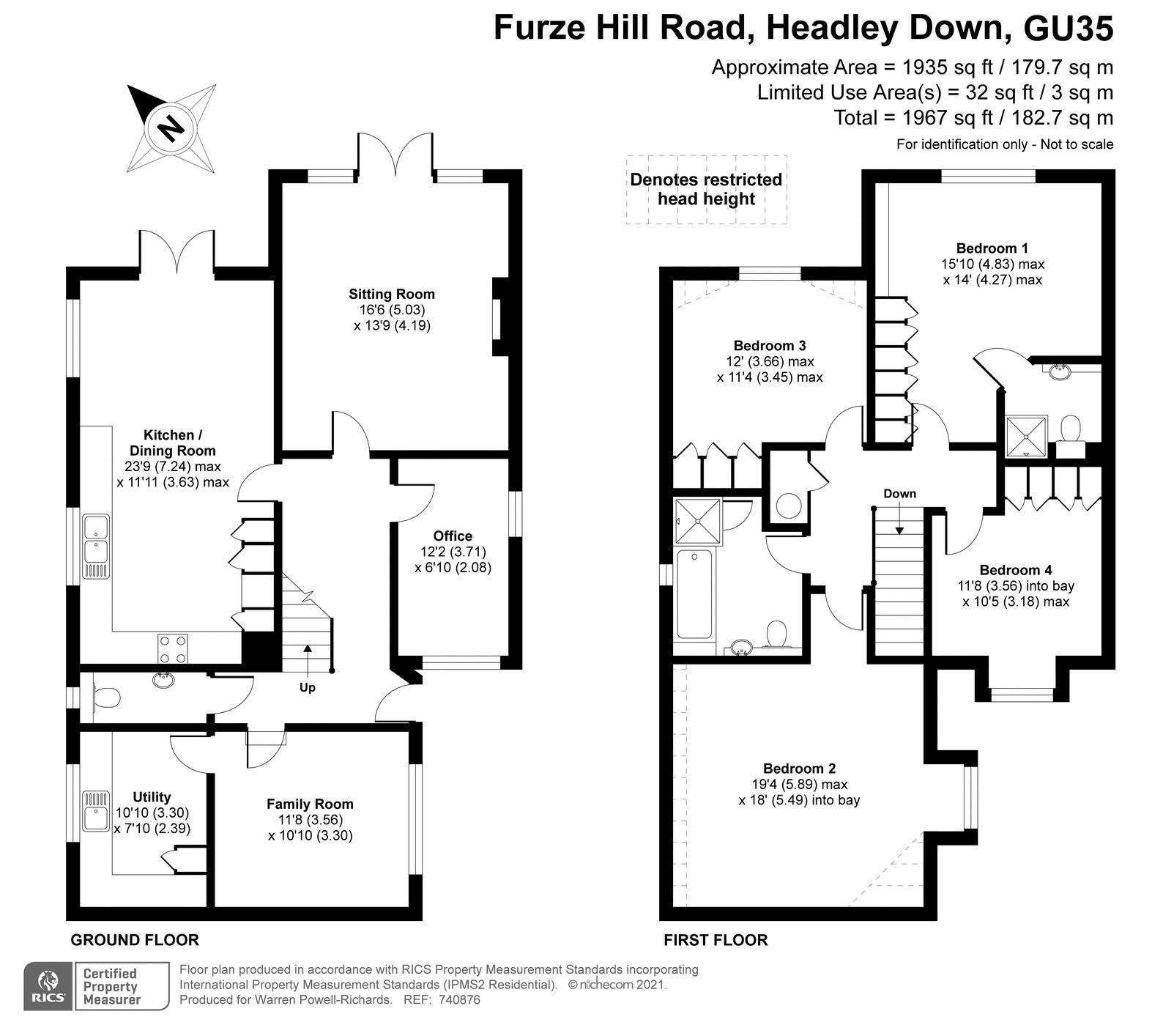 Furze Hill Road Headley Down