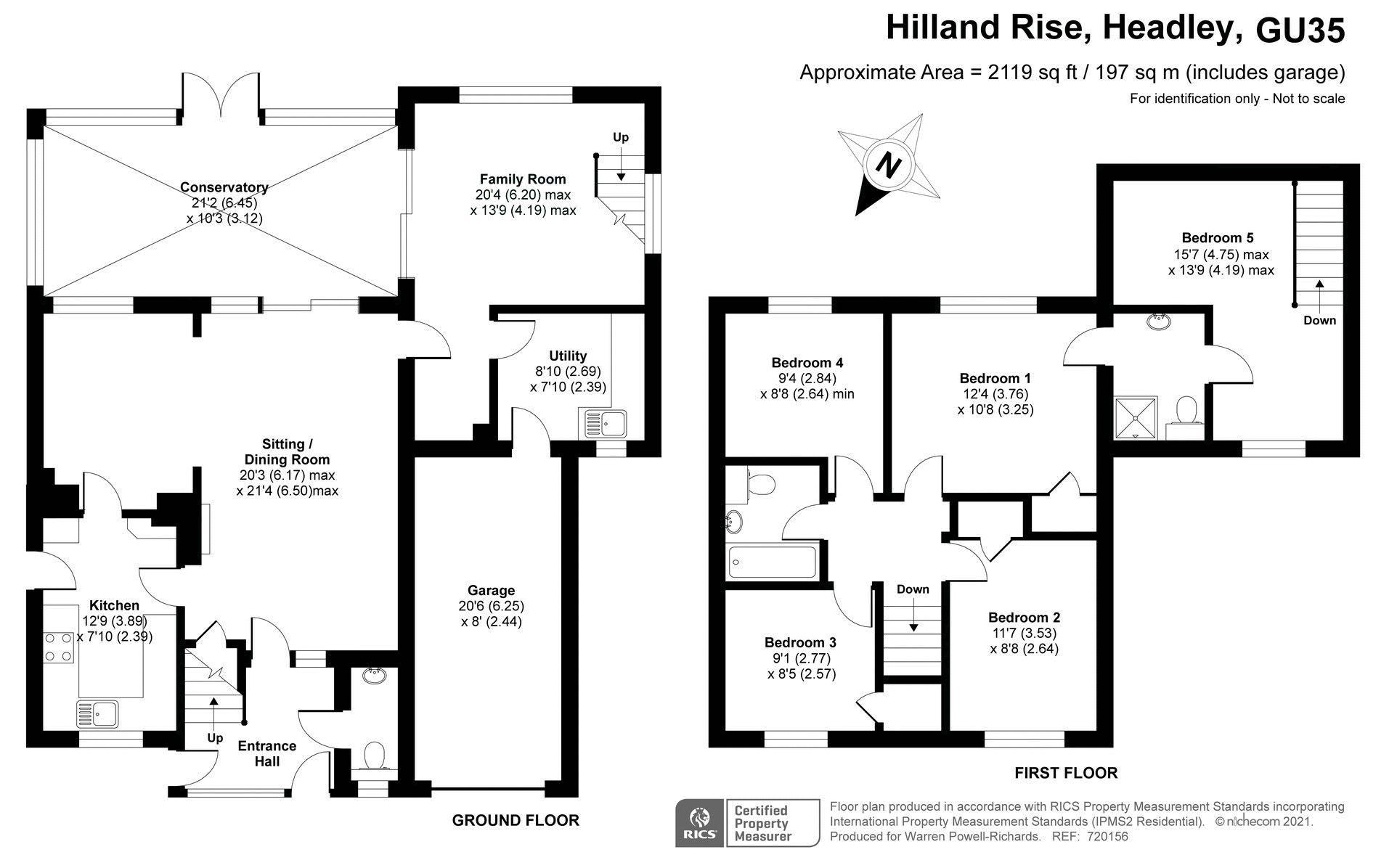 Hilland Rise