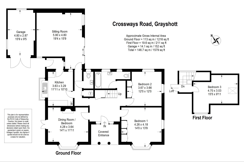 Crossways Road Grayshott