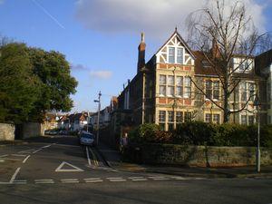 Westbury Road Westbury On Trym