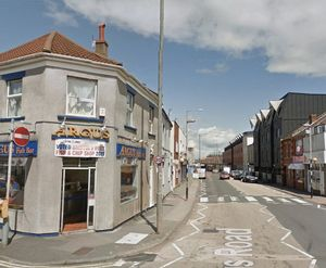 West Street Bedminster