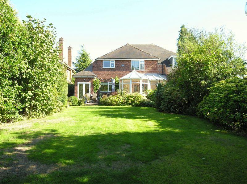 Rushall Manor Road