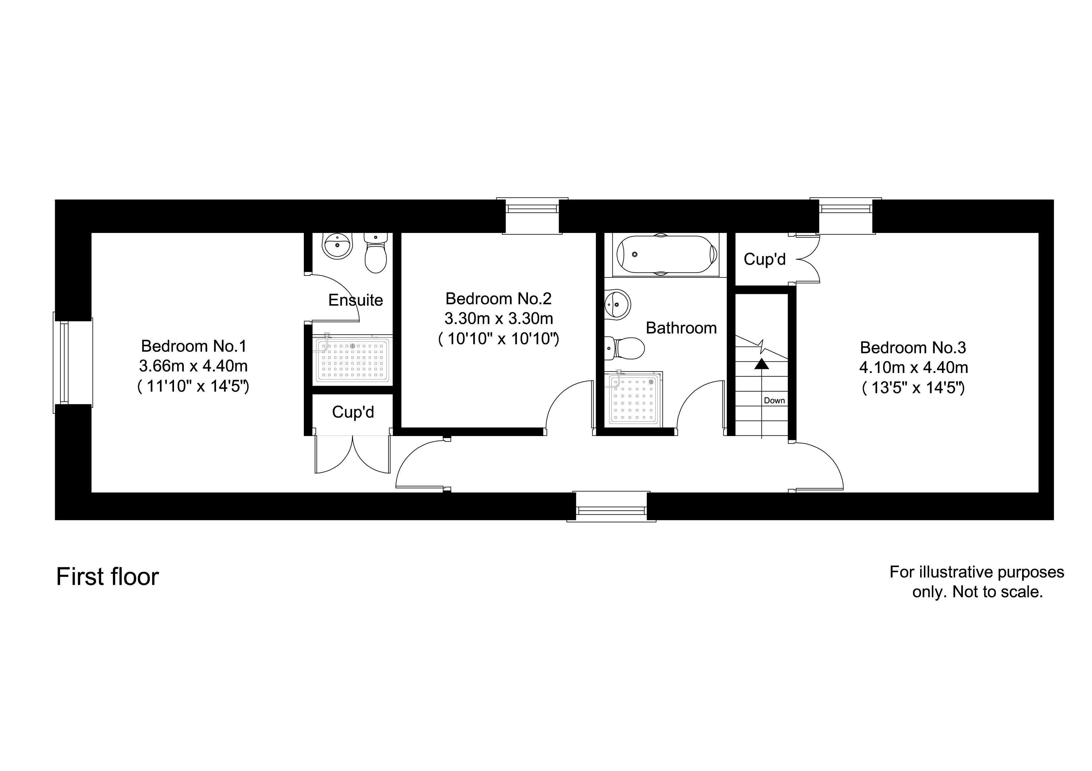 Floorplan - First