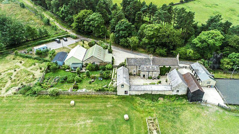 Kiln Pit Hill Northumberland