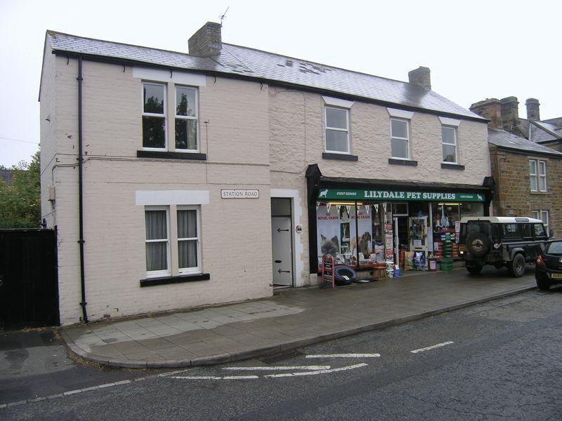 Station Road Lanchester