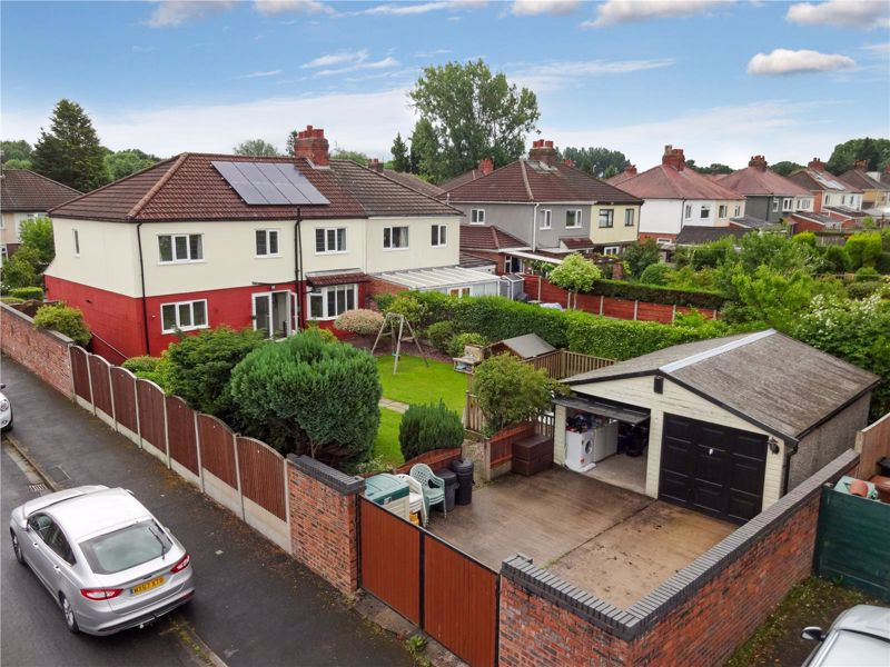 Meadway Road Cheadle Hulme