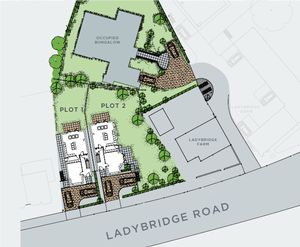 Ladybridge Road Cheadle Hulme
