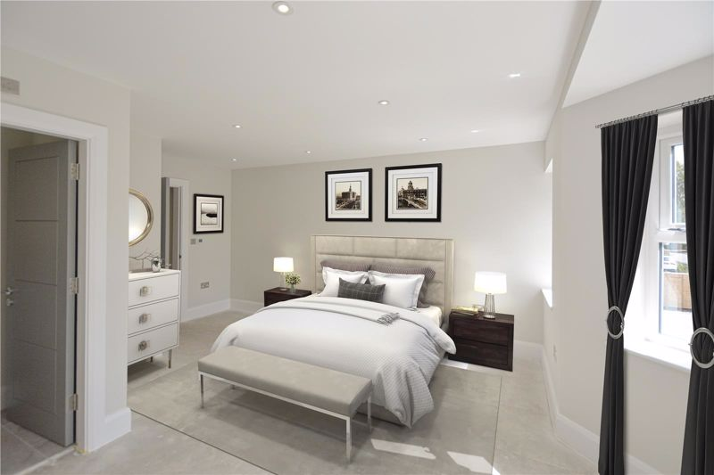 Master Bedroom (CGI furniture)