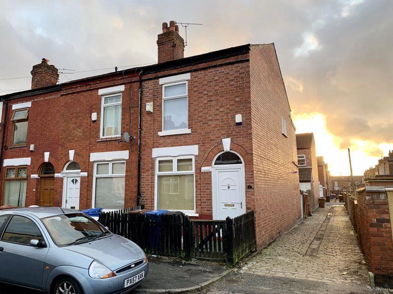 Atherton Street Edgeley