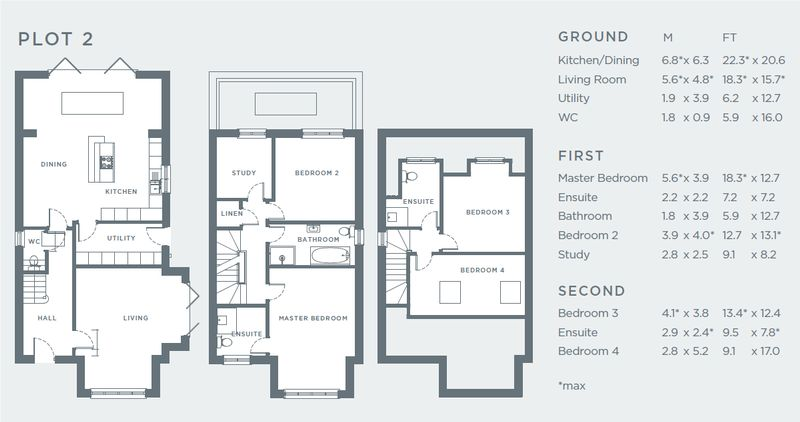 FLOORPLAN PLOT 2