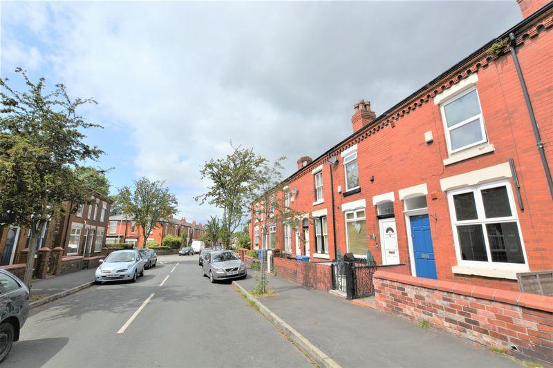 Old Chapel Street Edgeley