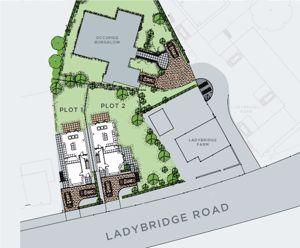 Ladybridge Road Cheadle Hulme