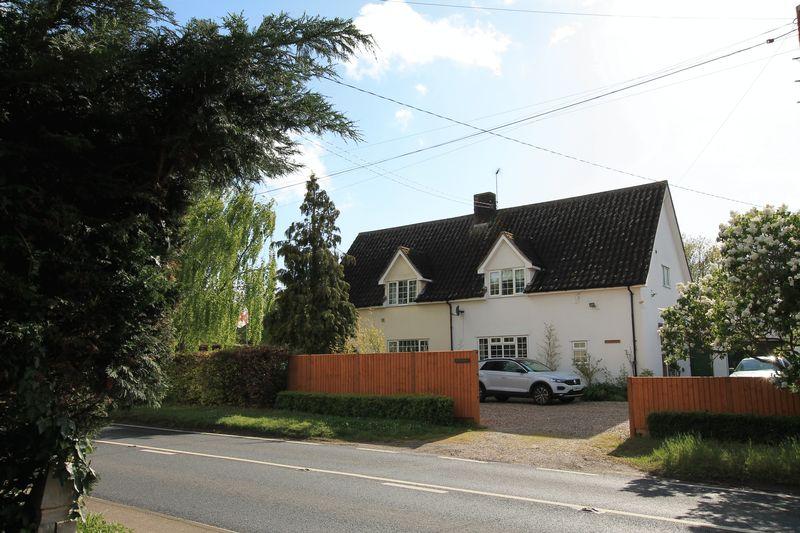 Ixworth Road Honington
