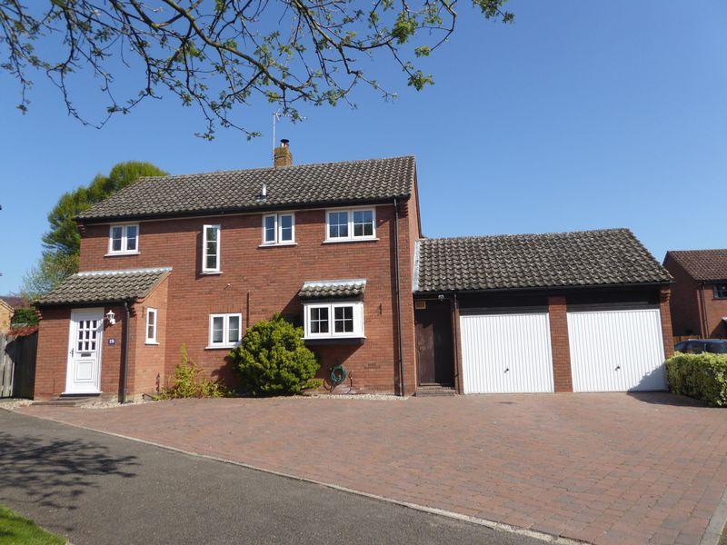 Street Farm Lane Ixworth