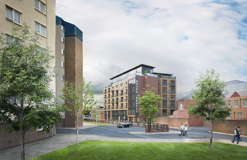 Hopper Street, Gateshead