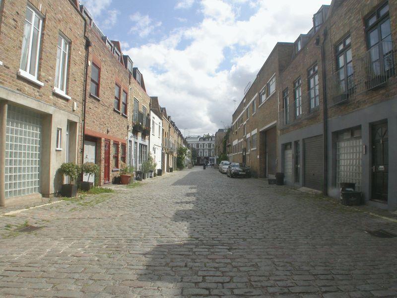 Chippenham Mews, Maida Hill