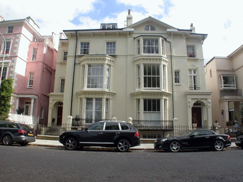 Albert Terrace, Primrose Hill