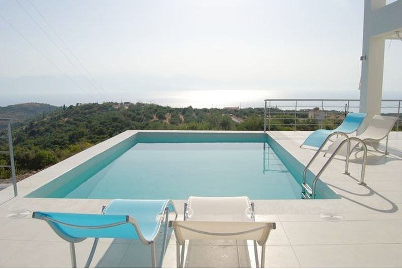 Modern Villa, Messinian Mani
