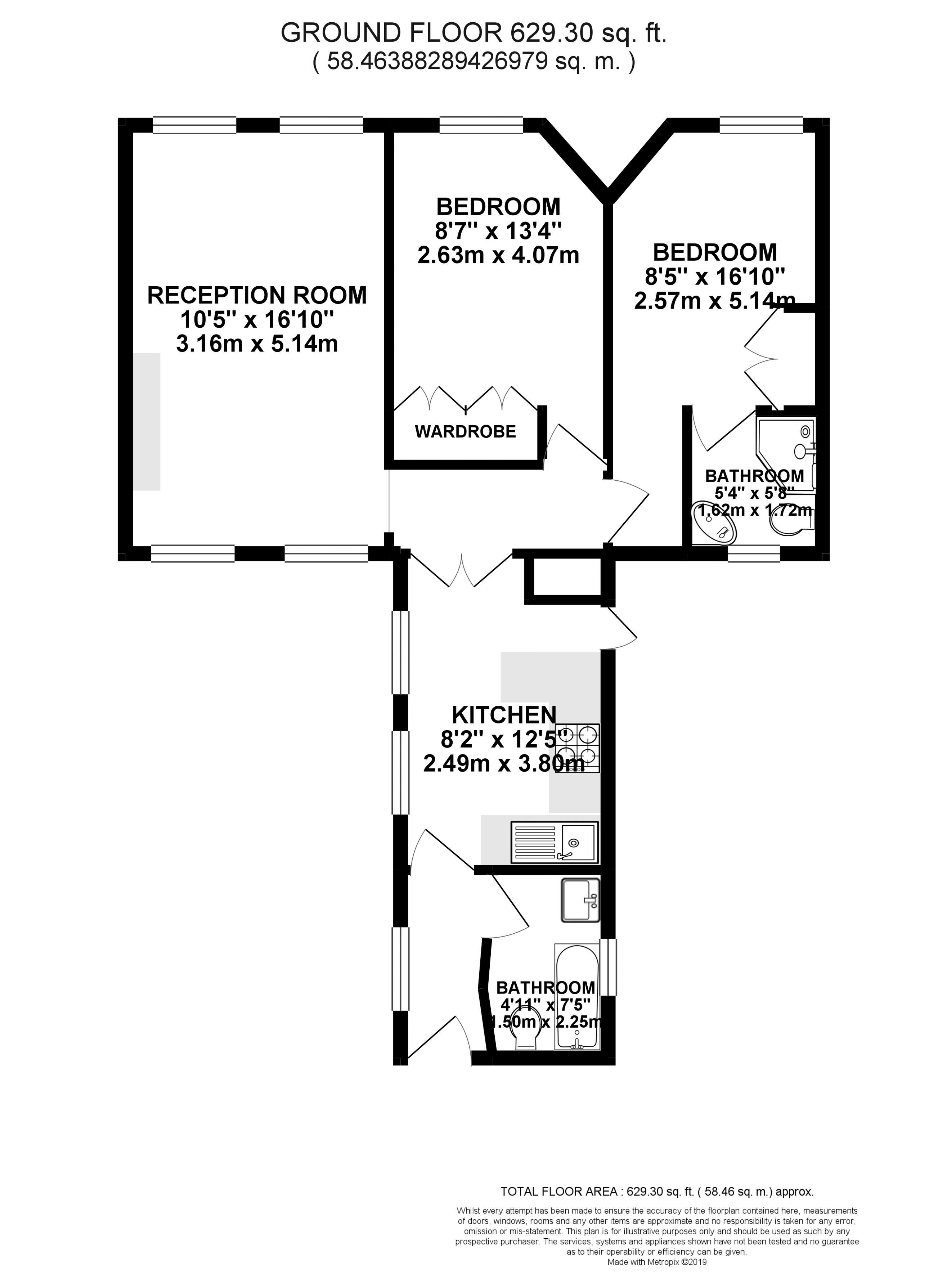 Abercorn Mansions, Abercorn Place