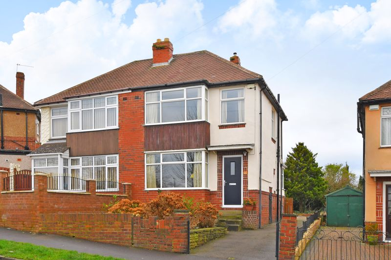 Swanbourne Road Sheffield Lane Top