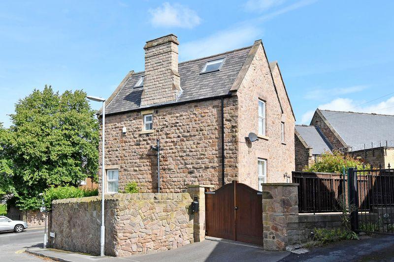 Church Lane Treeton