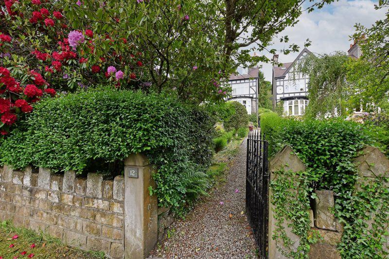 Whiteley Wood Road