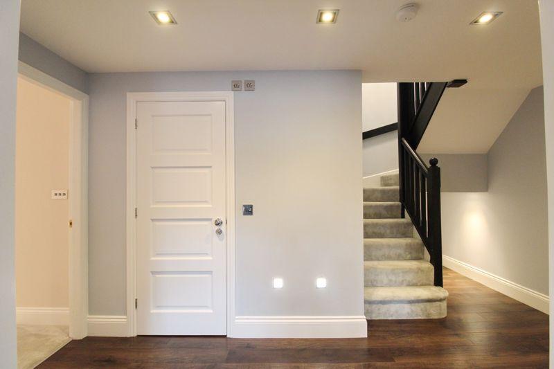 Entrance Hall & Staircase