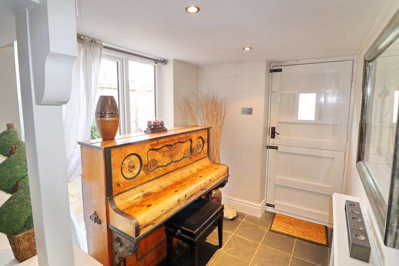 Rear Hall/Piano Room