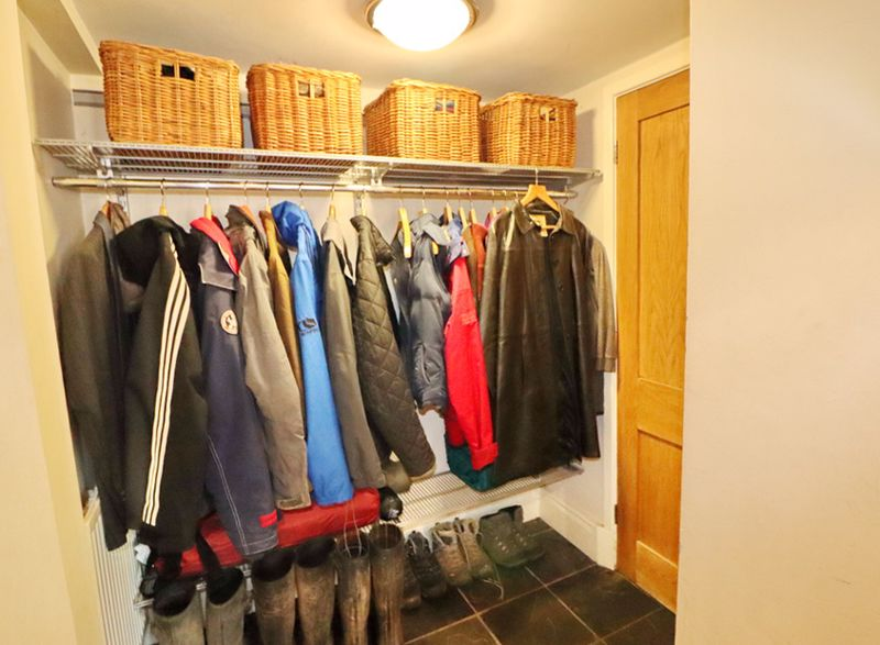 Boot Room/Cloaks