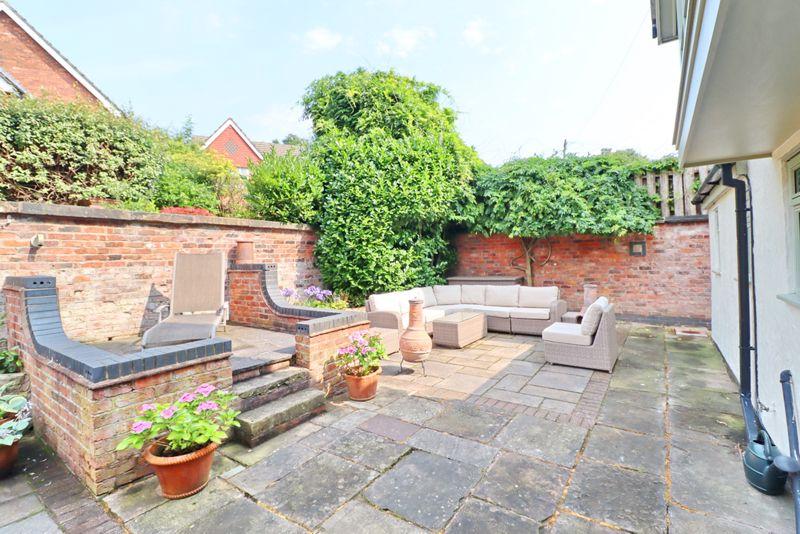 Rear Walled Garden