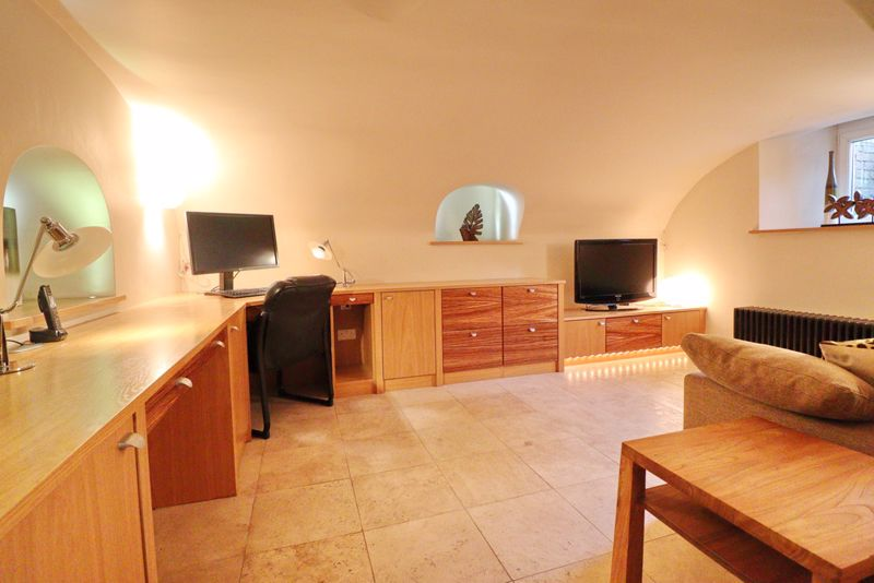 Vaulted Cellar/Home Office