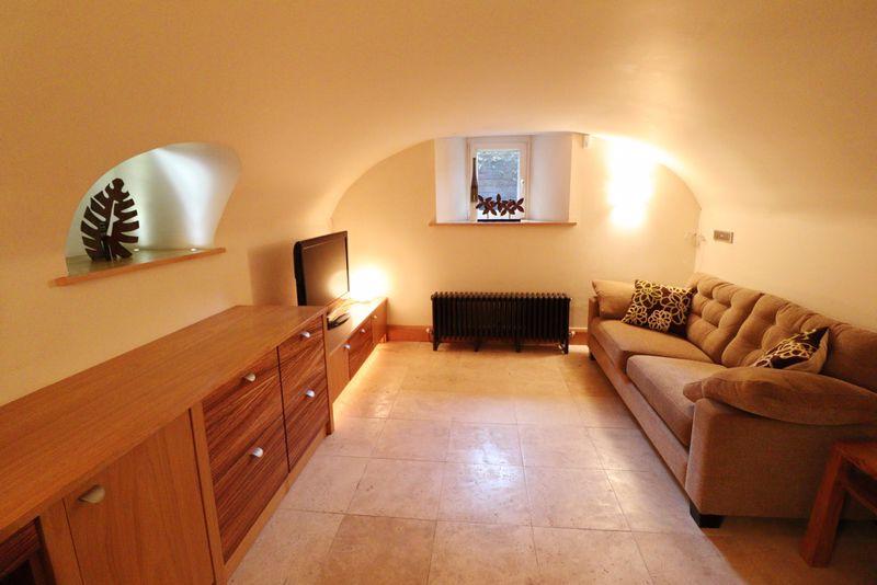 Vaulted Cellar/Reception Room