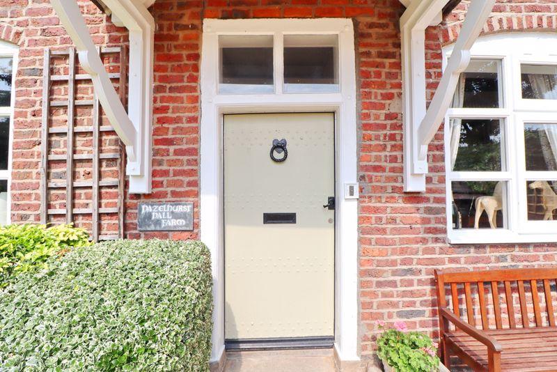 Studded Original Door