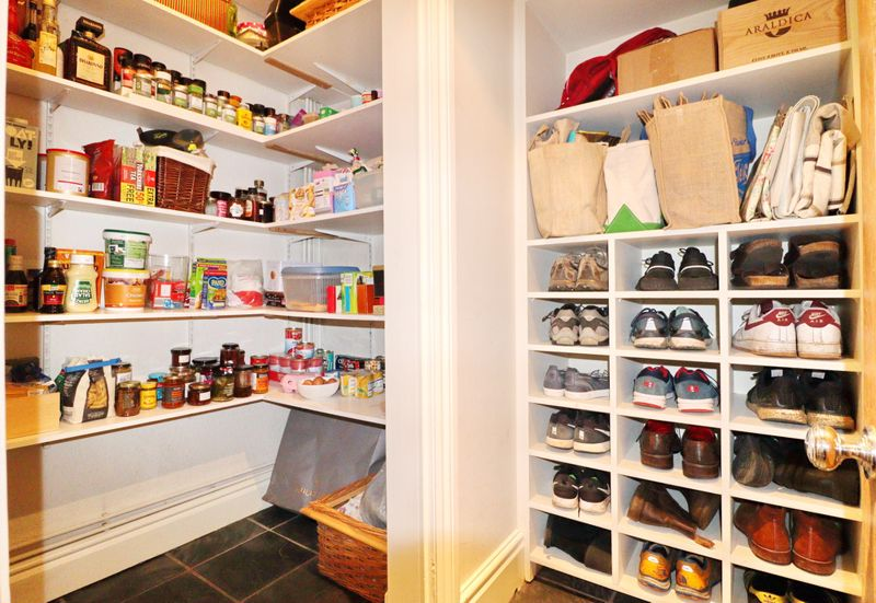 Pantry & Shoe Store