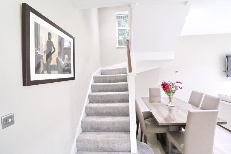 Stair Case to First Floor